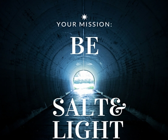 BE salt & Light